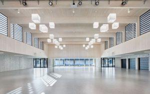 International-School-of-Bern_Eingangshalle