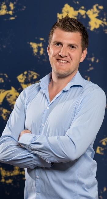 Christian Klossner, Mitglied der Geschäftsleitung
