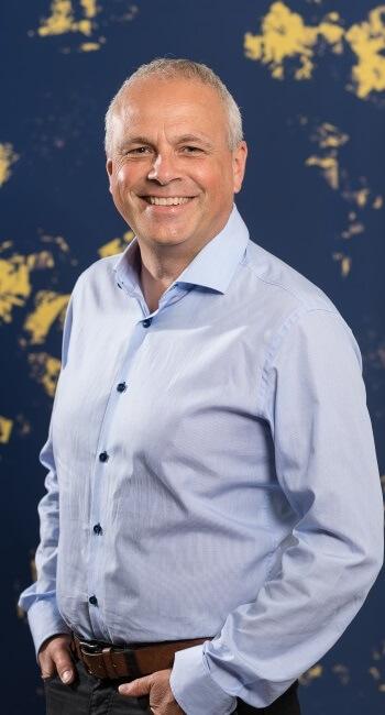 Peter Buchs, Mitglied der Geschäftsleitung