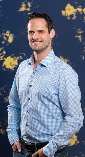 Daniel Rieben, Mitglied der Geschäftsleitung