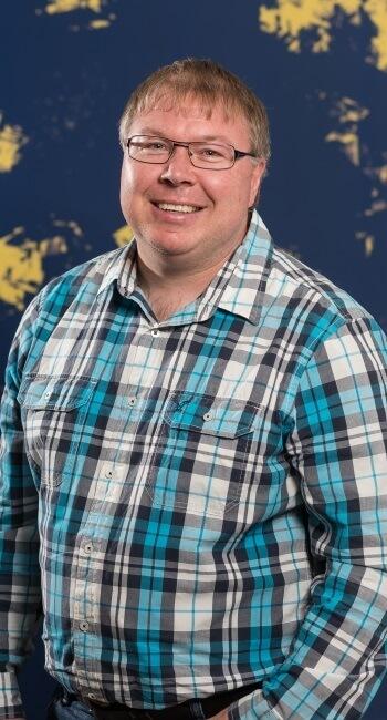 Stefan Greber, Mitglied der Geschäftsleitung