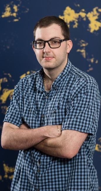 Flavio Niederhauser, Lernender Elektroplaner EFZ