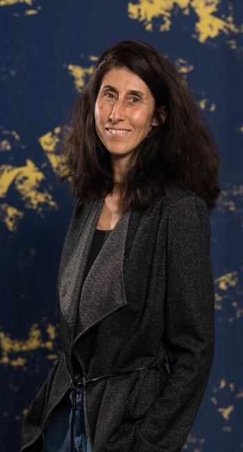 Isabelle Moser – Rieder, Leiterin Administration