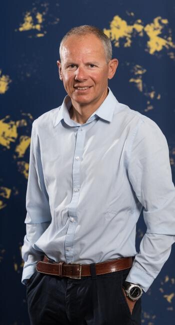 Mario Rubin, Projektleiter