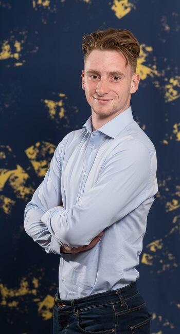 Noel Nussbaum, Lernender Elektroplaner EFZ