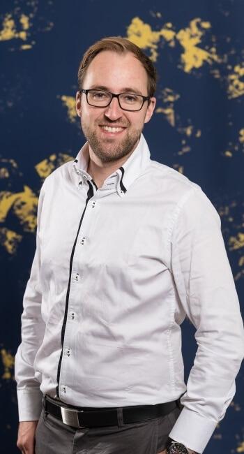 Samuel Schenk, Projektleiter