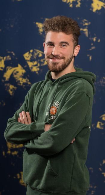Francisco Rodrigues, Lernender Elektroplaner EFZ