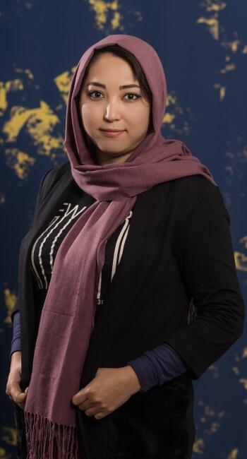Samira Nejadi, Lernende Elektroplanerin EFZ