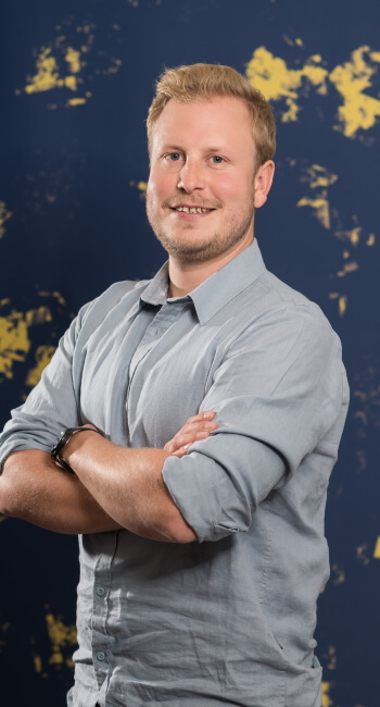 Christian Zumbach, Projektleiter