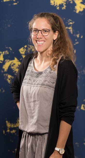 Silvia Rieben, Fachspezialistin Personalwesen