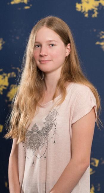 Melanie Schmid, Lernende Elektroplanerin EFZ